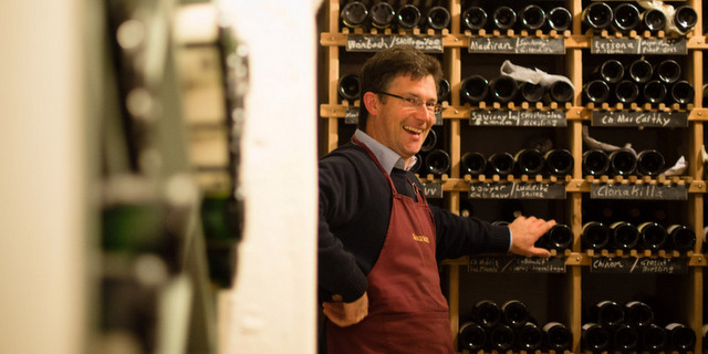 Colm McCan Wine Lectures - Ballymaloe 12 Week Certificate