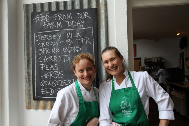 Teaching Staff - Ballymaloe Cookery School