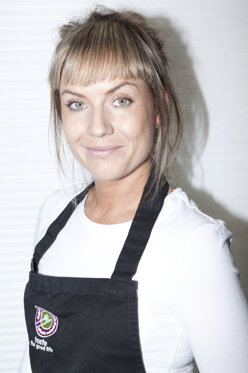 Naomi Byrne - Naomi's Kitchen