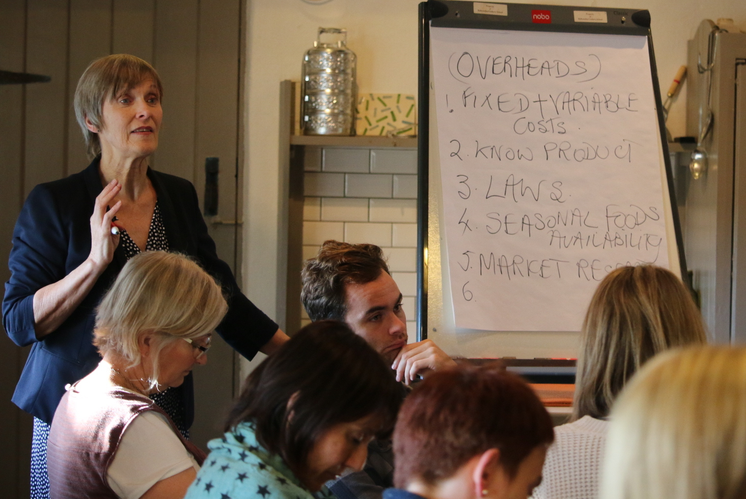 The Business of Food - Ballymaloe Cookery School