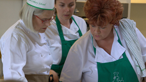 About the 12 week cookery course