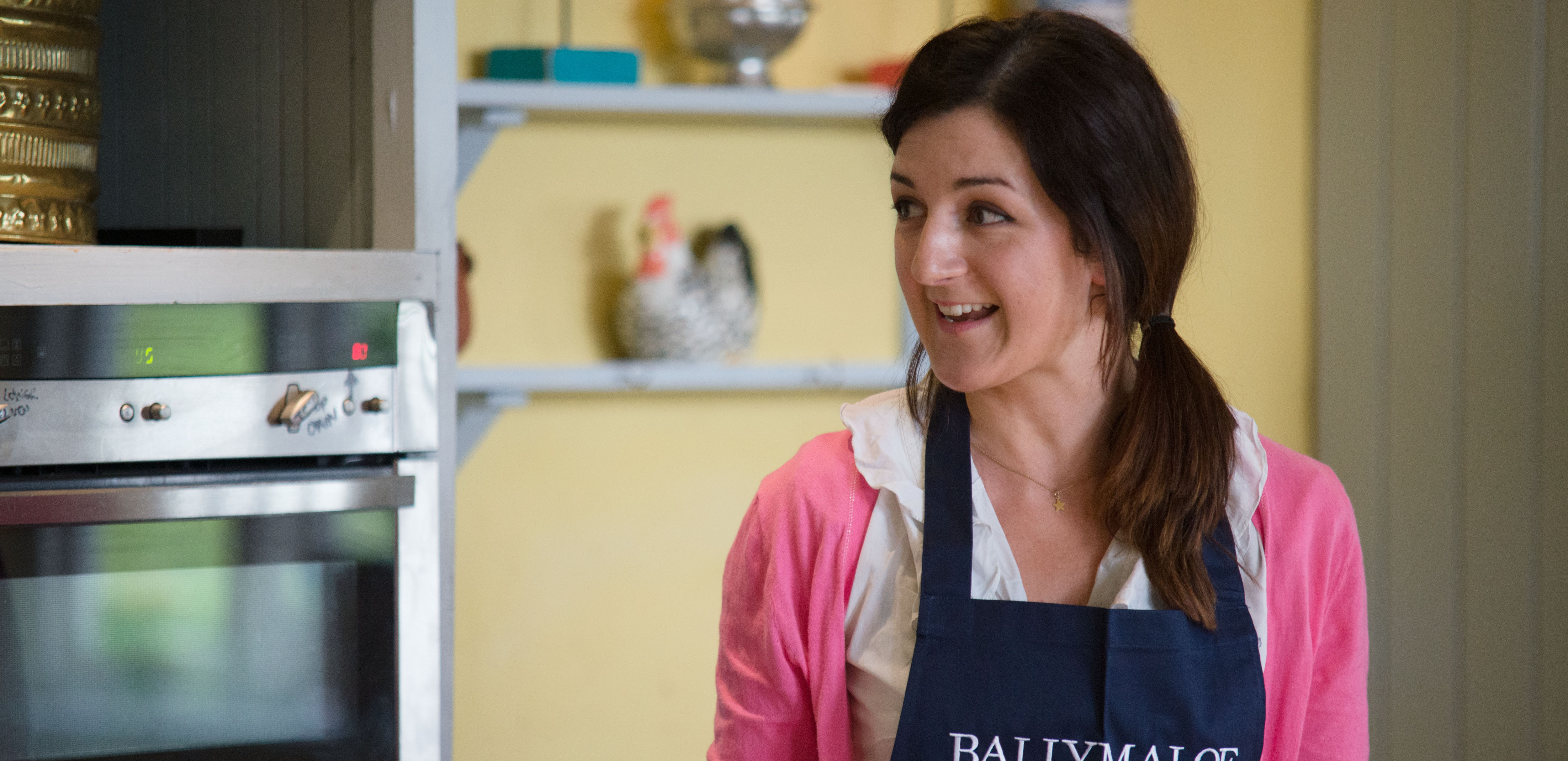 Guest Chef Lilly Higgins