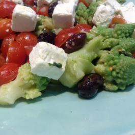 Tomato & Feta Salad - Simply Delicious Food Fast - Ballymaloe Cookery School