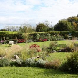 The Water Garden - Ballymaloe Cookery School