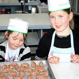 Kids In The Kitchen - Ballymaloe Cookery School