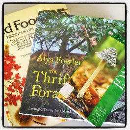 Recommended books on foraging