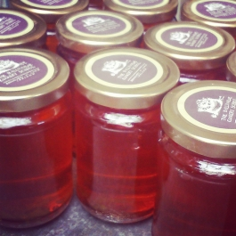 Apple & Sweet Geranium Jelly - Ballymaloe Cookery School