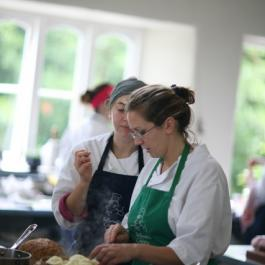 One-on-One Tuition- Ballymaloe Cookery School