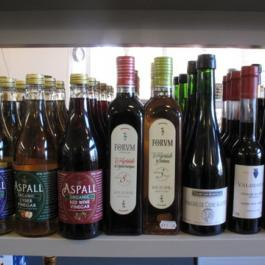 We stock a selection of high quality Olive Oils and Vinegars