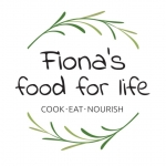 Fiona's Food For Life logo