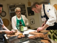 Guest Chef David Tanis